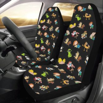 Nicktoons Seat Covers