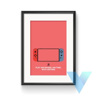 Nintendo Switch Print