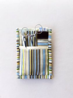 Nurse pocket organizer