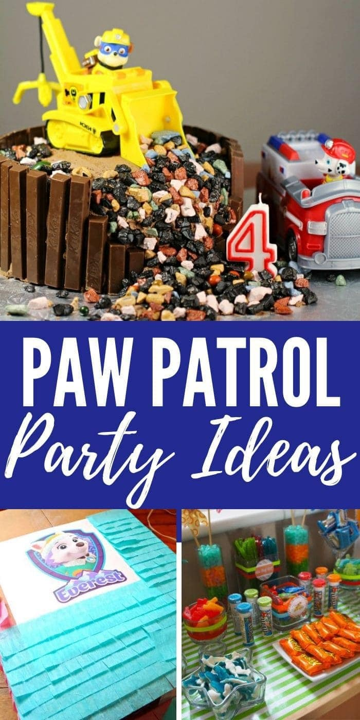 Paw Patrol Party Ideas | Paw Patrol Themed Party | Paw Patrol Parties | Ultimate Paw Patrol Party Guide | #party #gifts #giftguide #partyguide #ulitmate #pawpatrol #uniquegifter