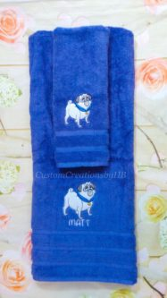 Percy Towel Set