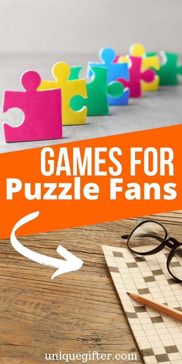 Best Perfect Puzzle Games | Games For Gamers | Puzzles For Gamers | Creative Game Puzzles To Keep You Entertained | #gifts #giftguide #presents #gamer #puzzles #uniquegifter