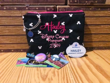 Personalized DCP ID Pouch