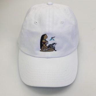 Pocahontas Dad Hat