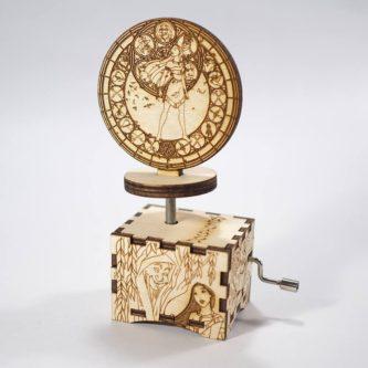 Pocahontas Music Box