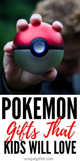 Best Pokemon gifts that kids will love | Pokemon Presents For Kids | Pokemon Gifts | Great Gifts For Pokemon Fans | #gifts #giftguide #presents #pokemon #kids #uniquegifter