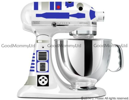 R2D2 Decal Kit