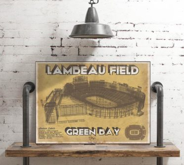 Landeau Field Vintage Decorative sign