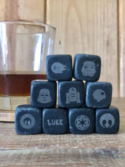 Star Wars Whiskey Stones