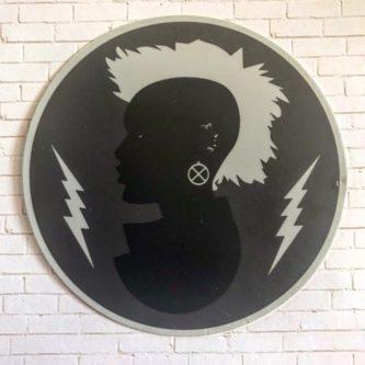 Storm Punk Sticker