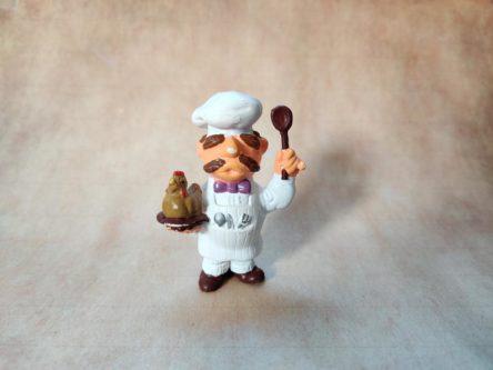 Swedish Chef Figurine