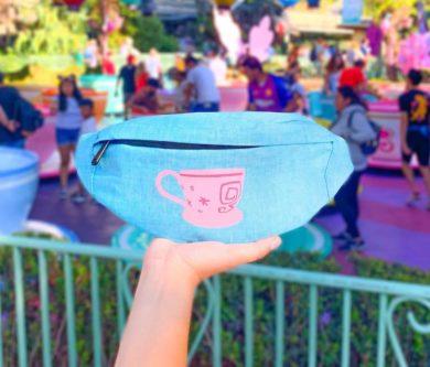 Tea Cup Fanny Pack