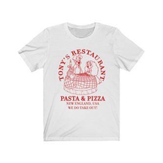 Tony's Restaurant T Shirt