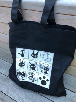 Tote With Patch Pocket