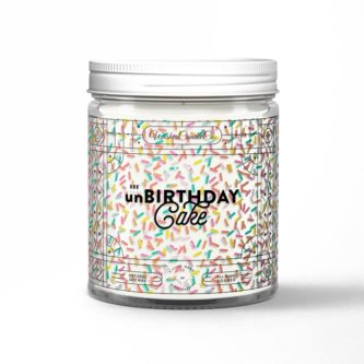 Unbirthday Candle