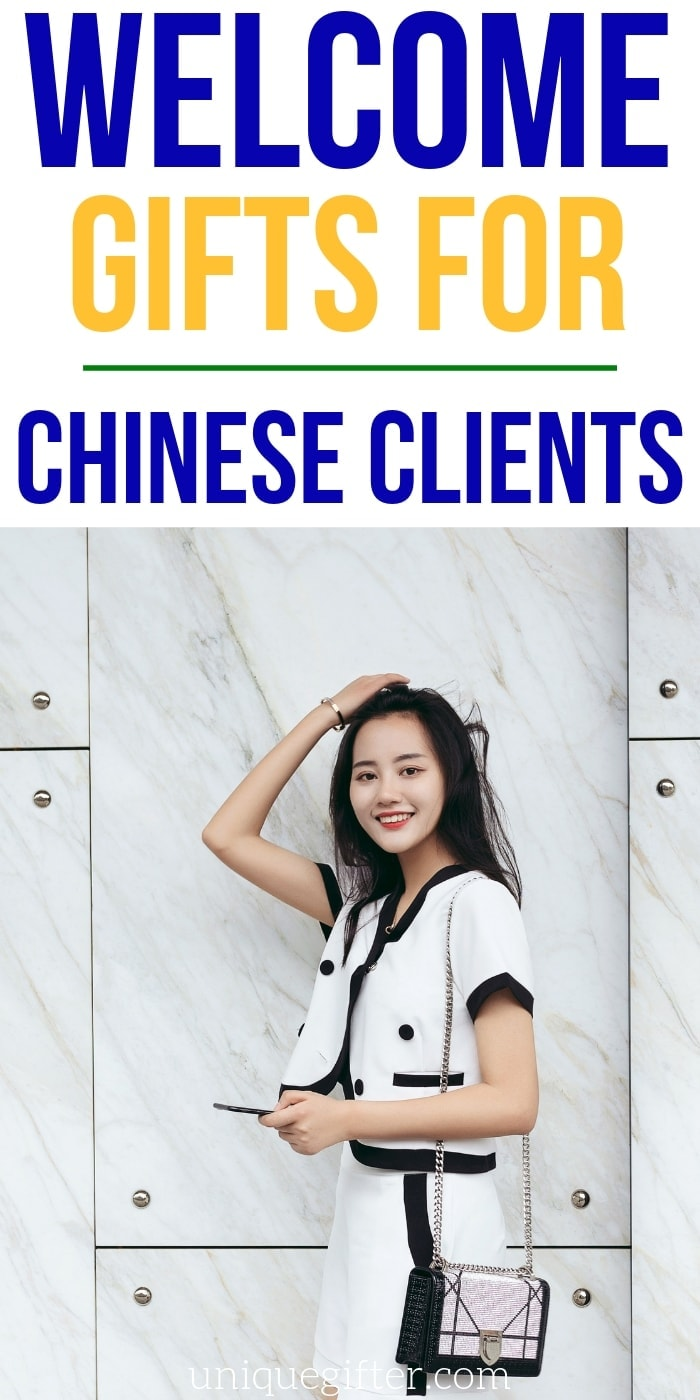 Best Welcome Gifts for Chinese Clients | Gift Ideas For Clients | Chinese Inspired Gift Ideas | Thank You Gifts For Clients | #gifts #giftguide #presents #chinese #clients #creative #uniquegifter