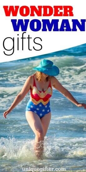 Best Wonder Woman Gift Ideas | Gifts For Wonder Woman Fans | Creative Superhero Gift Ideas | Awesome Presents For Wonder Woman Fanatics | #gifts #giftguide #presents #wonderwoman #creative #superhero #uniquegifter