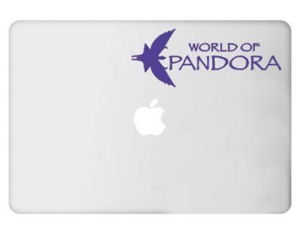 World Of Pandora Decal