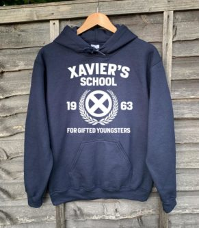 Xavier's School Hoodie
