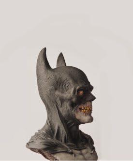 Zombie Batman Bust