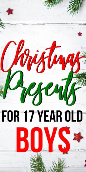 Best 20 Christmas presents for 17 year old boys   Gifts For Teenage Boy   Teenager Gifts   Presents For Hard To Shop For Boys   #gifts #giftguide #presents #teengifts #christmas #uniquegifter