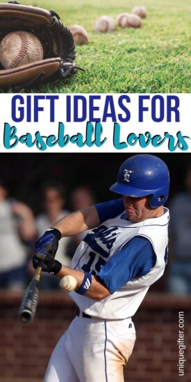 Best Gift Ideas for Baseball Lovers | Baseball Fan Gift Ideas | Creative Gifts For People Who Love Baseball | Interesting Baseball Gift Ideas | #gifts #giftguide #baseball #fangifts #thoughtful #creative #uniquegifter
