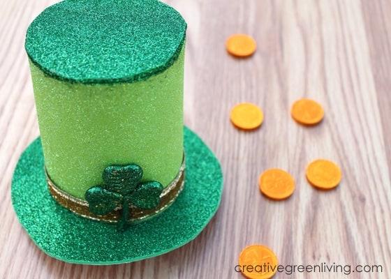 Craft: Little Leprechaun Hat Tutorial