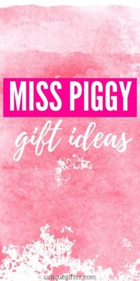 Miss Piggy themed Gifts | Miss Piggy Collecibles | The Muppets Collectibles | The Muppets Gifts | Miss Piggy Gift Ideas | Miss Piggy Posters | The Muppets Figurines | #MissPiggy #themuppets #gifts
