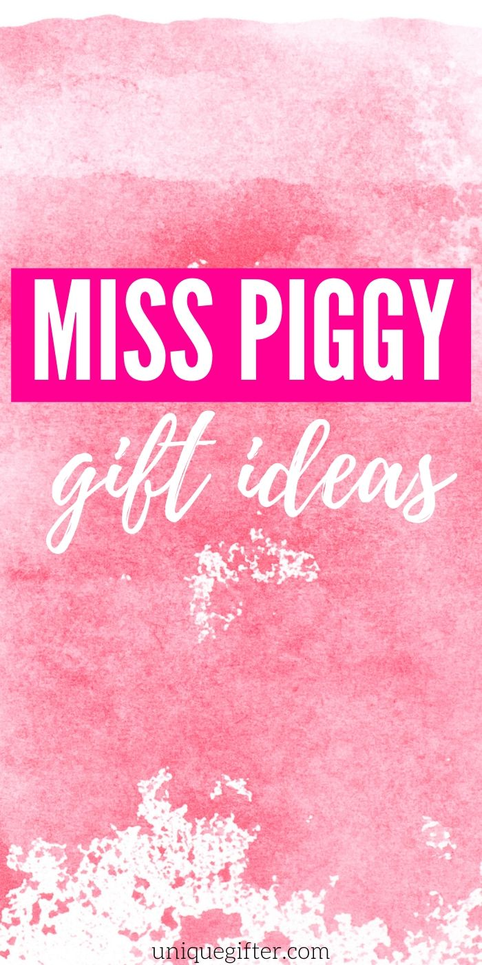 Miss Piggy themed Gifts | Miss Piggy Collecibles | The Muppets Collectibles | The Muppets Gifts | Miss Piggy Gift Ideas | Miss Piggy Posters | The Muppets Figurines | #MissPiggy #themuppets #gifts
