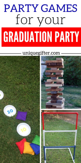 Best Party Games for Your Graduation Party   Graduation Party Party Planning   Games For Graduation Party   #graduation #games #party #planning #uniquegifter