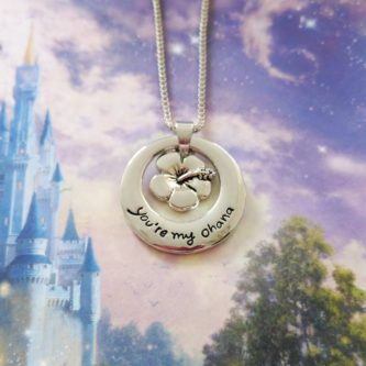 """You're My Ohana"" Necklace"
