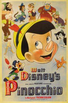 1940 Movie Poster Print