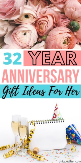 32 Year Anniversary Gifts | Gifts for 32 Year Anniversary | Anniversary Gift Ideas | What kind of 32 Year Anniversary Gifts to Buy | Best 32nd Anniversary Gifts | What kind of Anniversary Gifts Should you buy? | Best Anniversary Gift Ideas | What to Buy for Wife's Anniversary | #anniversary #giftingdiy #gifts #32ndanniversary