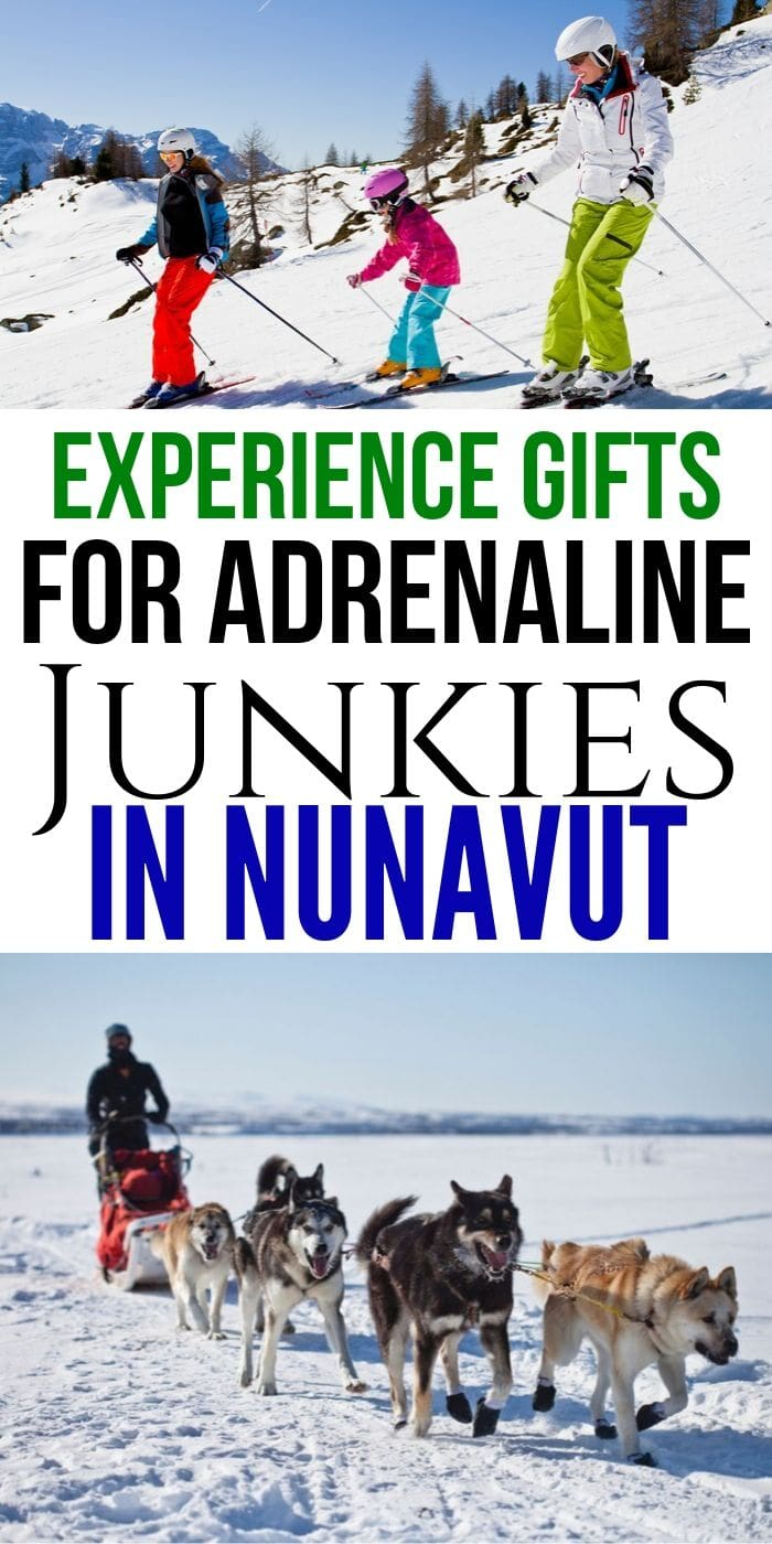 Adrenaline Junkie Experience Gifts in Nunavut | Nunavut Thrilling Gift Ideas | Creative Gifts For People In Nunavut | Action-Packed Gift Ideas | #gifts #giftguide #unique #creative #presents #thrilling #adventure #exciting