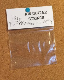Hilarious funny stocking stuffer ideas for adults air guitar strings
