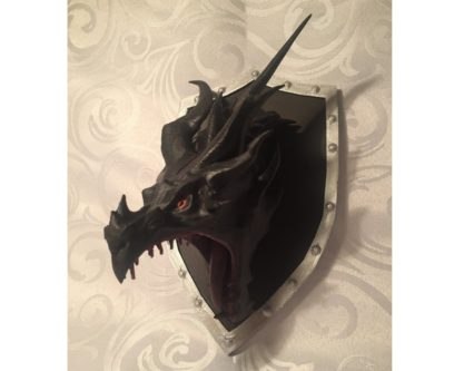 Alduin wall bust gift idea