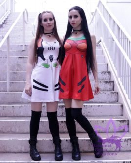 Anime cosplay dresses
