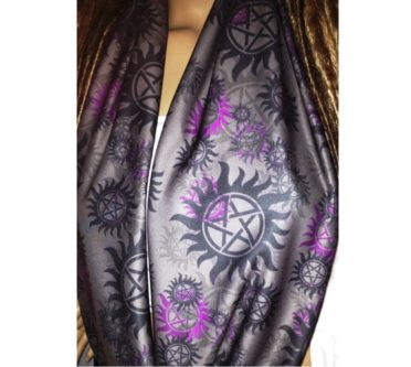 anti possession scarf apparel accessory gift for women