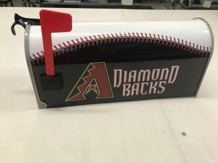 Arizona Diamondback Mailbox