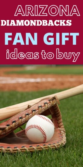 Best Arizona Diamondbacks Fan Gift Ideas   Gifts For Baseball Lovers   Creative Presents For Arizona Diamondback Fans   #gifts #giftguide #presents #baseball #diamondbacks #arizonasports #uniquegifter