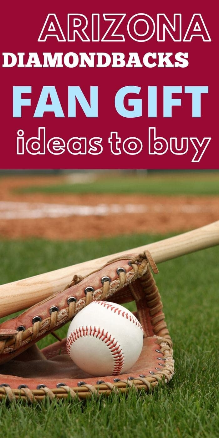 Best Arizona Diamondbacks Fan Gift Ideas | Gifts For Baseball Lovers | Creative Presents For Arizona Diamondback Fans | #gifts #giftguide #presents #baseball #diamondbacks #arizonasports #uniquegifter