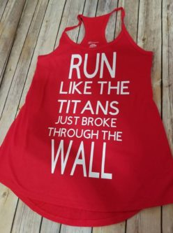 Attack On Titan Workout Shirt