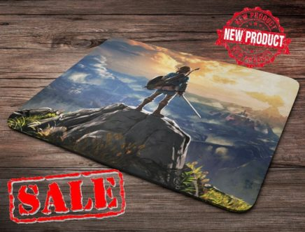 Breath Of the Wild Mousepad