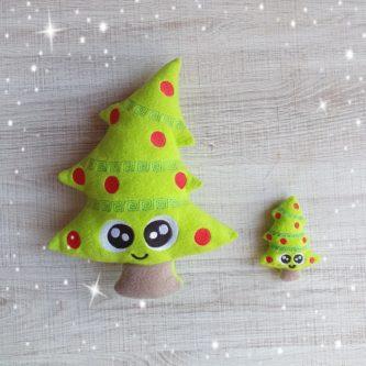 Christmas Tree Stuffie