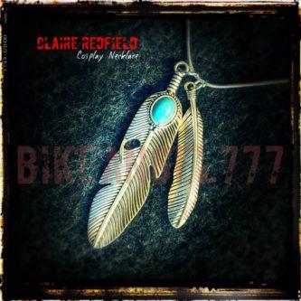 claire redfield prop replica necklace