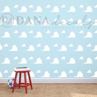 Cloud Wall Pattern