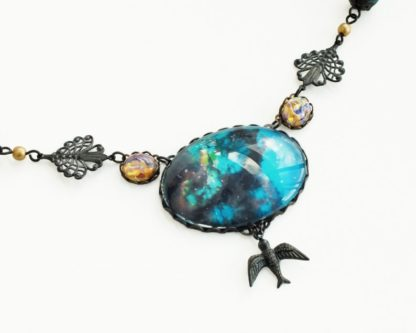 Necklace of the cosmos for her