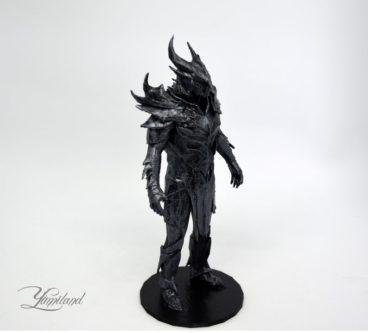 armor figurine