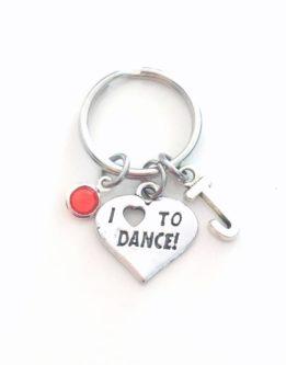 Dancing Keychain