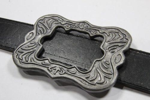 Dante's Belt Buckle